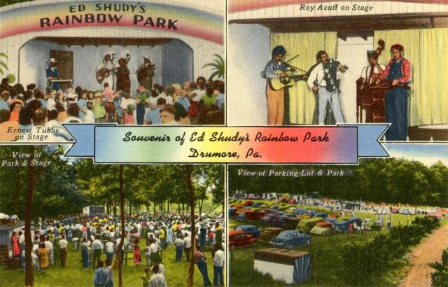 Ed Shudy's Rainbow Park, Drumore, Pennsylvania