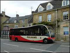 Pulhams bus at Chippy
