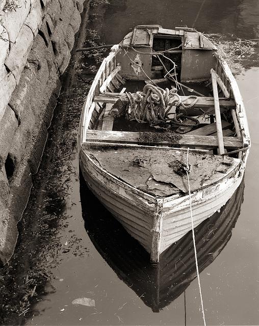 Berwick-Upon-Tweed Boat