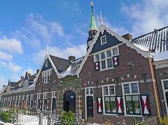 Nederland - Wormerveer, 't Hof Saenden