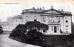Shipley Hall, Derbyshire (Demolished)