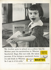The Age of Wax Paper
