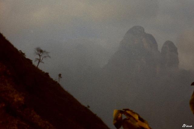 Paysage Nord Viet Nam
