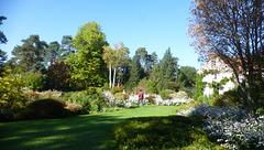 l'Arborétum des Grandes Bruyères...