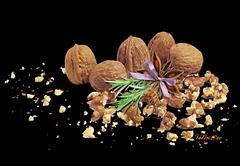 Des noix...