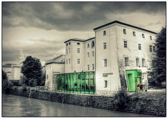 Keltenmuseum / Celtic museum, Hallein, Austria