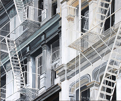 The Fire Escape