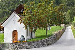 Antoniuskapelle in St. Andrä - Prägraten am Großvenediger