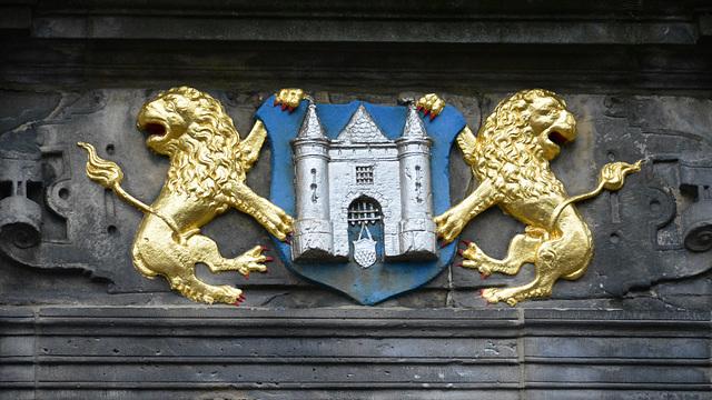 Kampen 2016 – Coat of arms of Kampen