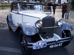 Mercedes-Benz 260 Cabriolet (1929).