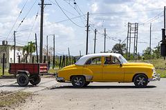 Hershey - yellow Chevrolet