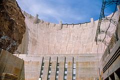 Hoover Dam - 1986