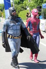 les superhéros
