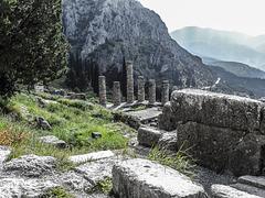 Delphes : la Grèce oubliée...