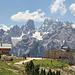 Dürrensteinhütte und das Sperrwerk....