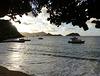 Batteaux Bay, from Blue Waters Inn, Tobago