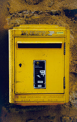 The Charme of French Mailboxes