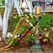 Alanya : al Park delle rapide grande offerta di souvenirs turchi - al primo posto il 'narghilé'