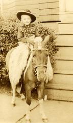 The Cowboy Kid at Sidewalk Ranch