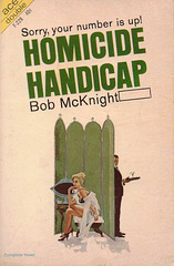 Bob McKnight - Homicide Handicap