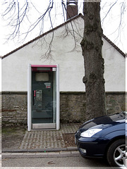 Telefonzelle / telephone box