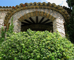 Dans le quartier médiéval des Arcs (var)