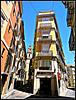 Valencia: calles Los venerables y Mosén Milá