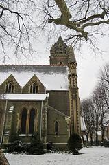 st mark's church dalston, london