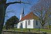 Nederland - Heiloo, Witte Kerk