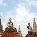 Wat Chaiwatthanaram - Ayutthaya, Tajlandia