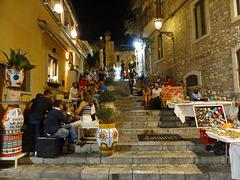 Movida a Taormina
