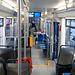 Leipzig 2015 – Interior of tram 1328
