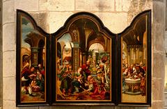 DE - Köln - Groß St. Martin, Dreikönigstryptichon