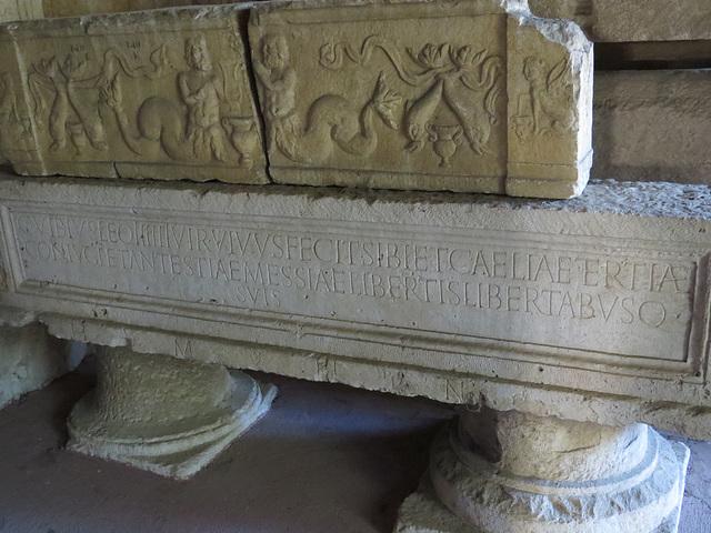 Musée archéologique de Split : CIL III, 8806.