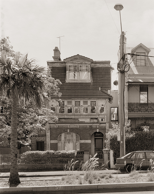 Moore Park Road Mansion