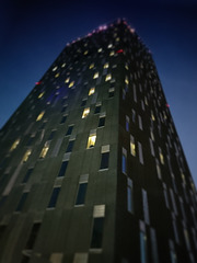 Tower hotel 45/50: Window