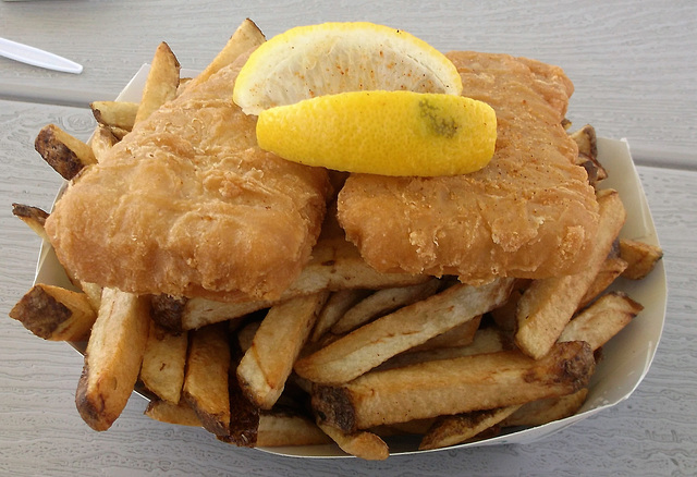 Fish & Chips ontarien