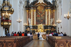 Heiraten in barocker Pracht - A marriage in baroque splendour