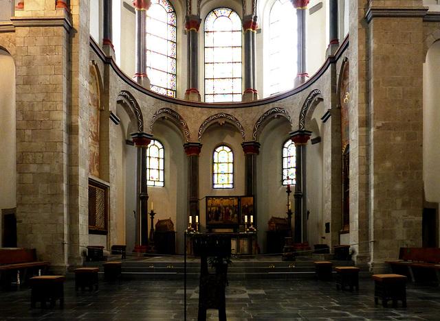 DE - Köln - St. Kunibert,  Apsis