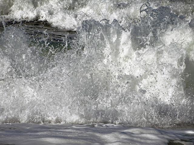 Sandsend Splash