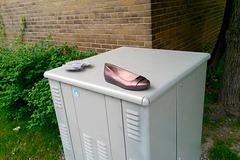 Canada 2016 – Toronto – Cinderella's shoe