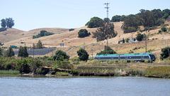 Petaluma SMART train (#0994)