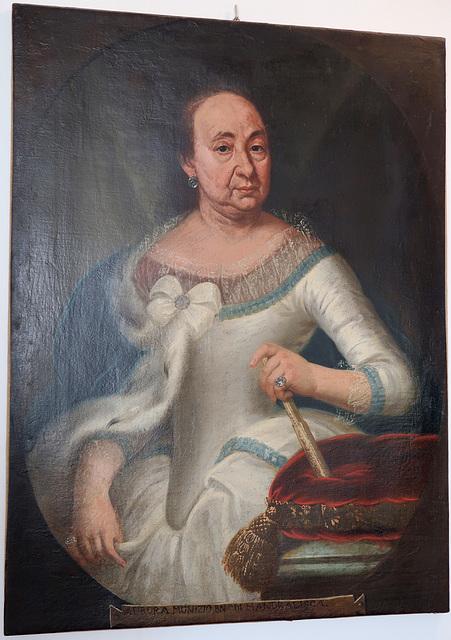 Portrait of Aurora Munizio di Mandralisca