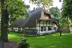 Neu Lüblow, altes Bauernhaus