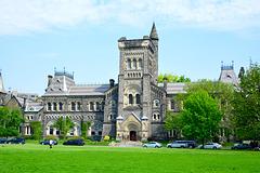Canada 2016 – Toronto – University of Toronto