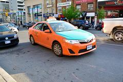 Canada 2016 – Toronto – Taxi