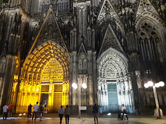 Cathédrale de Cologne en Allemagne