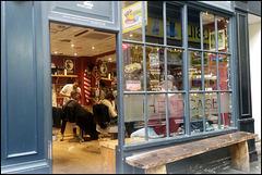 Headcase barber