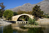 18th century Venetian bridge in Foinikas, Crete, Greece