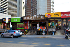 Canada 2016 – Toronto – Korean Cowboy